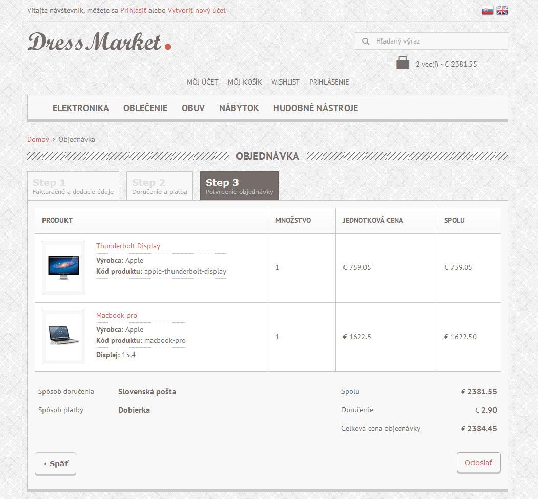 Dress Market