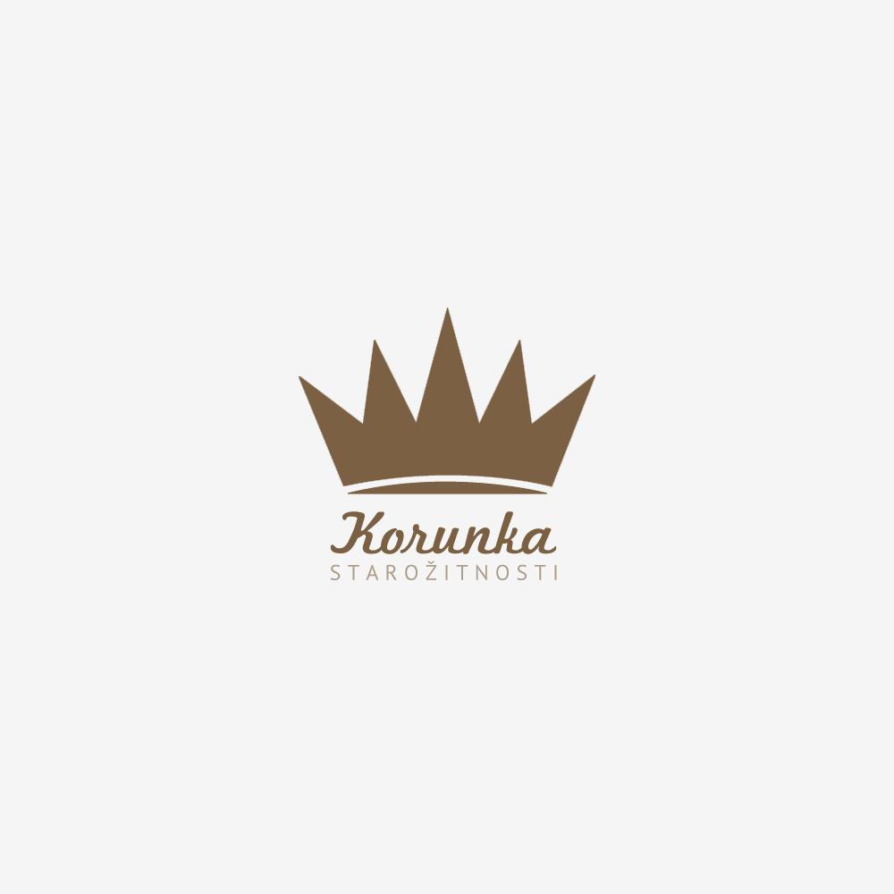 Starožitnosti Korunka - Logotyp